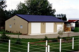Customized Barn & Commercial Buildings in Alberta and Western Canada